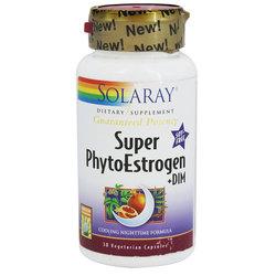 Solaray Super PhytoEstrogen + DIM