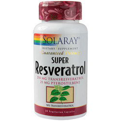 Solaray Super Resveratrol