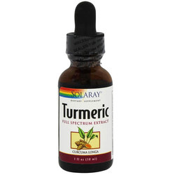 Solaray Turmeric Liquid Extract