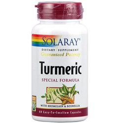 Solaray Turmeric Special Formula