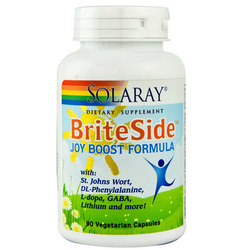 Solaray BriteSide Joy Boost Formula