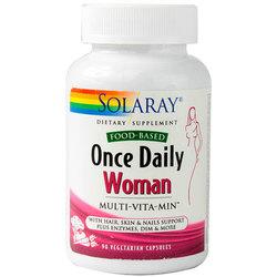 Solaray Once Daily Women Multi-Vita-Min