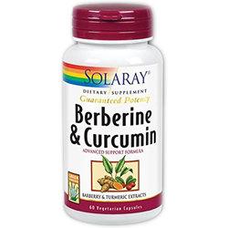 Solaray Berberine  Curcumin