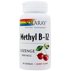 Solaray Methyl B12