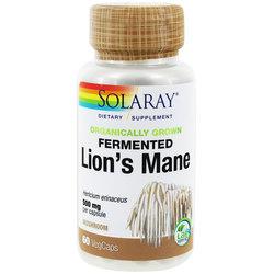 Solaray Fermented Lion's Mane