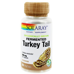 Solaray Fermented Turkey Tail Mushroom