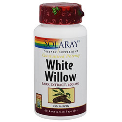 Solaray White Willow Bark Extract