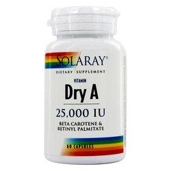 Solaray Dry A