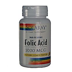 Solaray Folic Acid