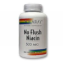 Solaray Niacin No Flush