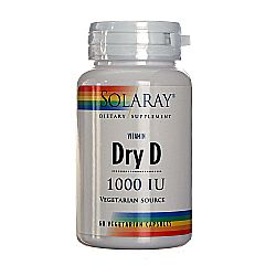 Solaray Dry D