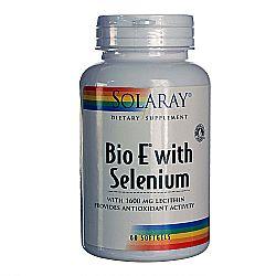 Solaray E Bio wSelenium