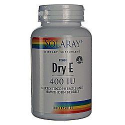 Solaray E Dry + Hawthorn