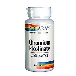 Solaray Chromium Picolinate