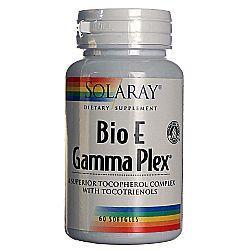 Solaray E Bio Gamma Plex