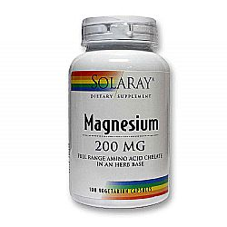 Solaray Magnesium AAC