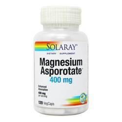 Solaray Magnesium Asporotate