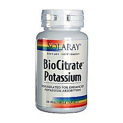 Solaray Potassium BioCitrate