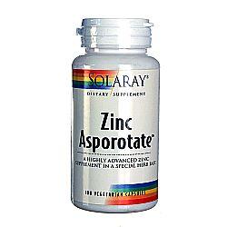 Solaray Zinc Asporotate