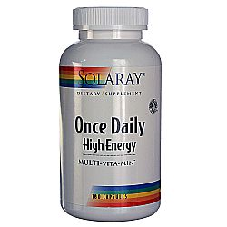 Solaray Once Daily High Energy