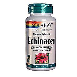 Solaray Echinacea Purpurea Organic