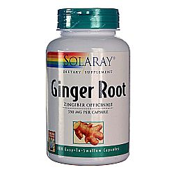 Solaray Ginger Root