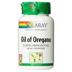 Solaray Oregano Oil