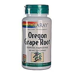 Solaray Oregon Grape Root