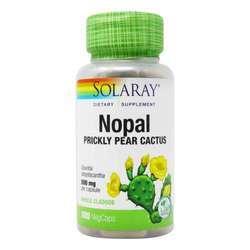 Solaray Nopal Prickly Pear Cactus
