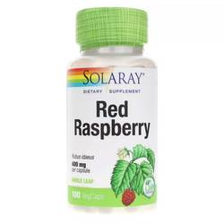 Solaray Red Raspberry
