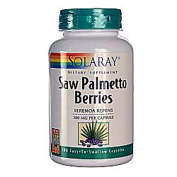 Solaray Saw Palmetto Berries