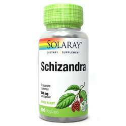 Solaray Schizandra Berries