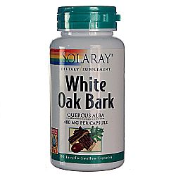 Solaray White Oak Bark