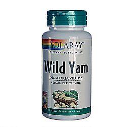 Solaray Wild Yam Root