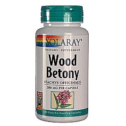 Solaray Wood Betony