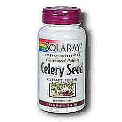 Solaray Celery Seed Extract