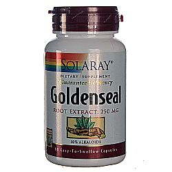 Solaray Goldenseal Root Extract
