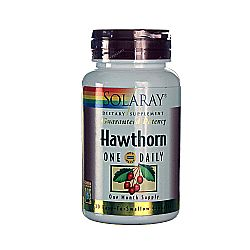 Solaray Hawthorn Extract One Daily