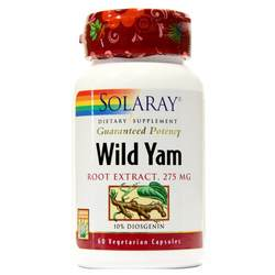 Solaray Wild Yam Root Extract
