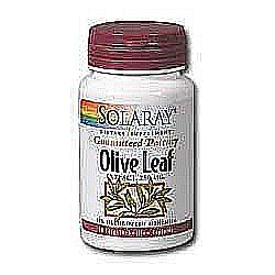Solaray Olive Leaf Extract 17-