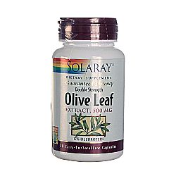 Solaray Olive Leaf Two Daily
