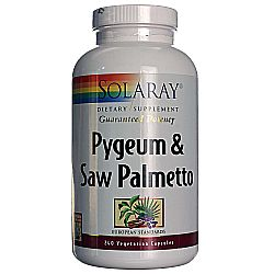 Solaray Pygeum  Saw Palmetto