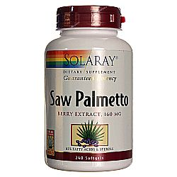 Solaray Saw Palmetto Berry Extract