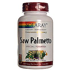 Solaray Saw Palmetto Formula