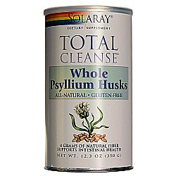 Solaray Total Cleanse Psyllium Husks