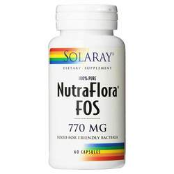 Solaray NutraFlora FOS 770 mg