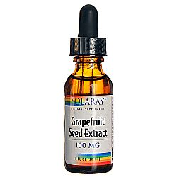 Solaray Grapefruit Seed Extract