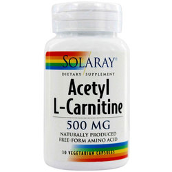 Solaray Acetyl L-Carnitine