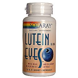 Solaray Lutein Eyes