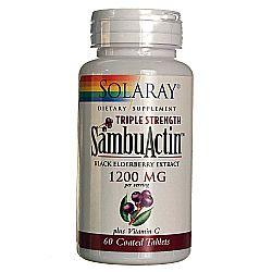 Solaray Elderberry SambuActin 3X